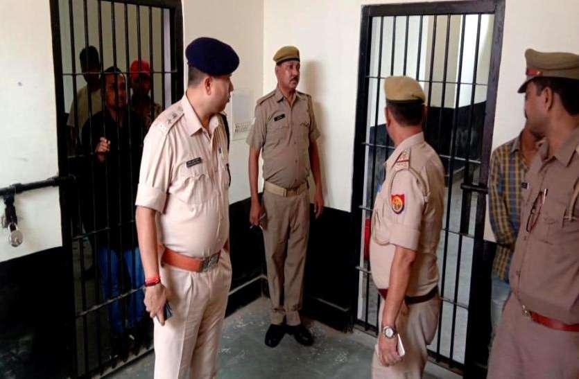 संभल वारदात के बाद अलर्ट पर पुलिस, कचहरी परिसर में आने-जाने वालों की चेकिंग के आदेश