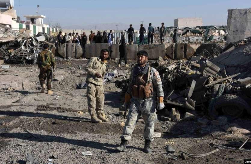 अफगानिस्तान: सेना को बड़ी कामयाबी, मिसाइल हमले में 24 आतंकी ढेर