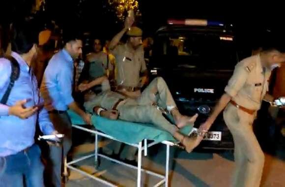 बड़ी खबर: सिपाहियों की हत्या कर फरार होने वाले ढाई लाख के एक इनामी को अमरोहा पुलिस ने मुठभेड़ में किया ढेर