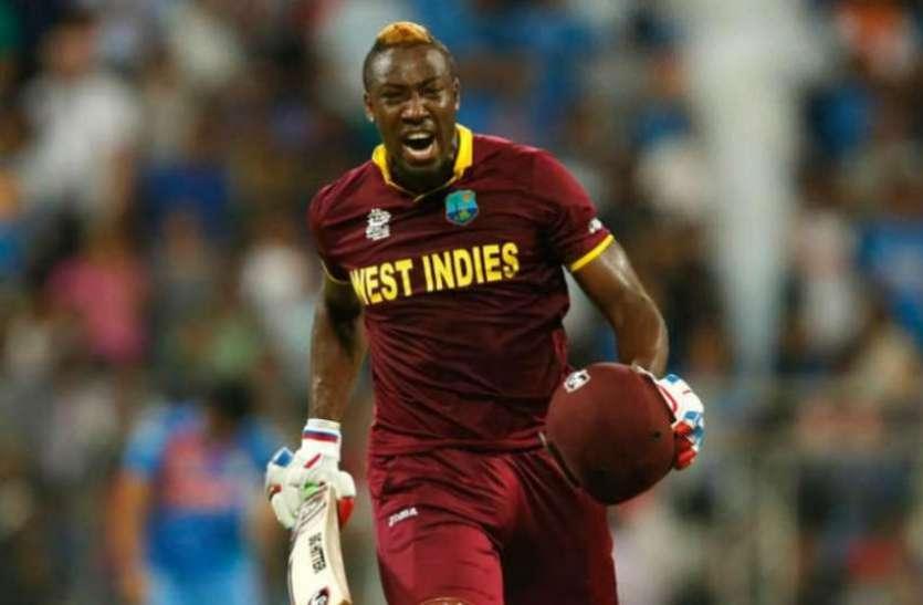 क्रिस गेल ने आंद्रे रसेल को कहा था यूनिवर्स बॉस-2, आक्रामक बल्लेबाजों में होती है गिनती