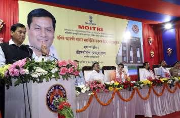 Assam: मैत्री योजना के तहत होगा 346 पुलिस थानों का पुनर्निर्माण