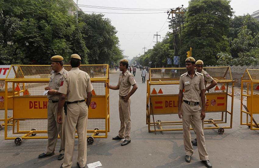 Delhi Road Accident