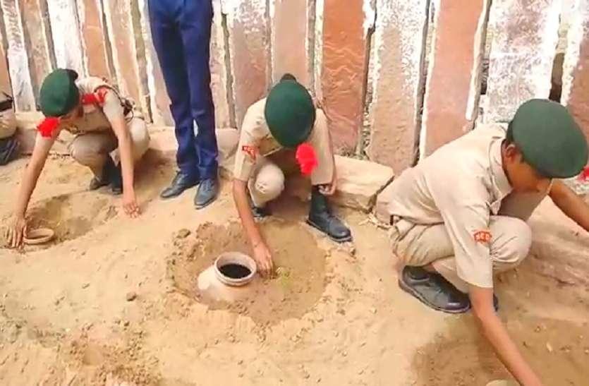 बाड़मेर में 4 हजार साल पुरानी तकनीक से फूटी कोंपलें