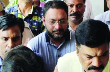 मंसूर खान तीन दिन की हिरासत में