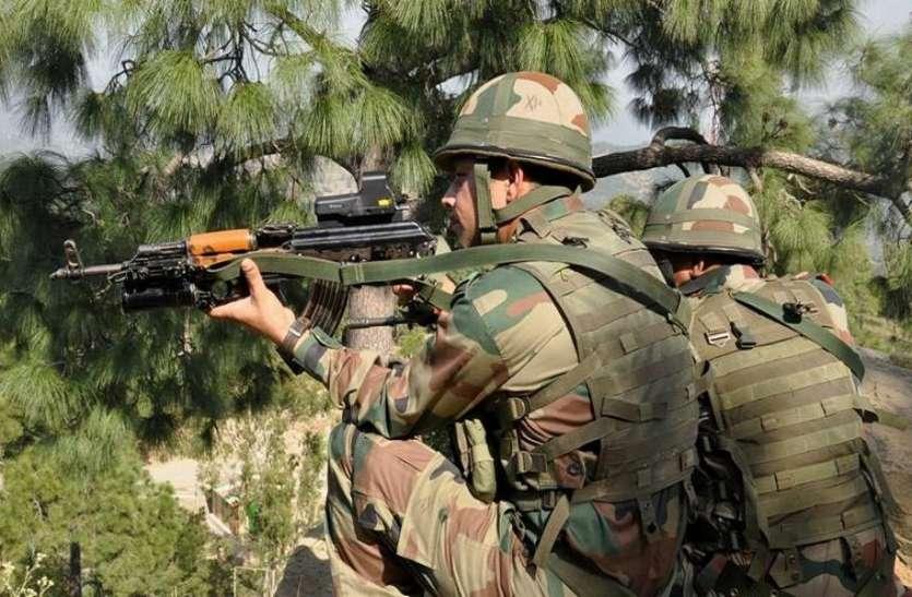 बाज नहीं आ रहा पाकिस्तान, पुंछ-राजौरी में सीजफायर उल्लंघन