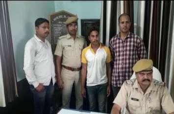 चोरी का माल बेच पाता उससे पहले ही चढ़ गया पुलिस के हत्थे, 2 लाख के मोबाइल बरामद