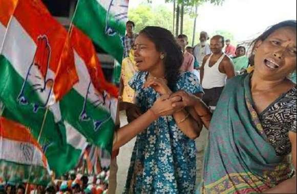 सोनभद्र जा रहे कांग्रेस प्रदेश अध्यक्ष राजबब्बर समेत दर्जनों नेताओं को बाबतपुर एयरपोर्ट पर रोका