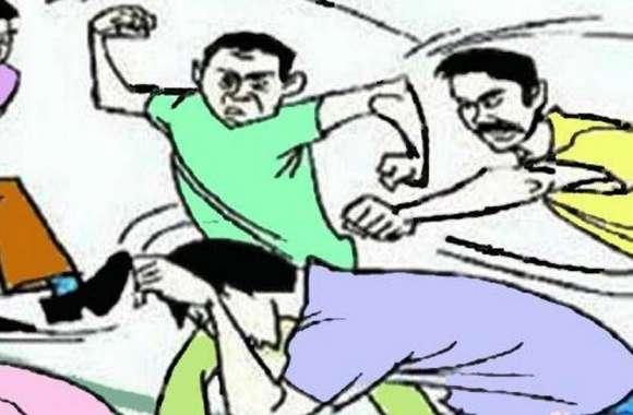 शिक्षक पर जानलेवा हमला, दो आरोपी गिरफ्तार