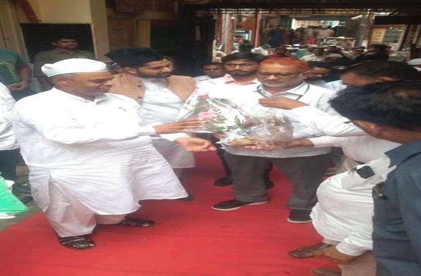 Ajmer News -Dargah : अजमेर में रेड-कारपेट पर चलेंगे दरगाह कमेटी के विशेष मेहमान