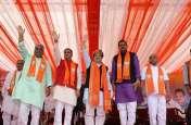 Nadda in Gujarat : वैश्विक स्तर पर भारत की अलग पहचान स्थापित करने के लिए कार्य कर रहे मोदी -शाह : नड्डा