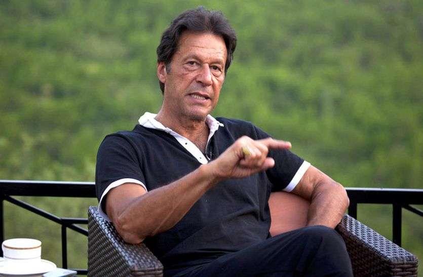 Imran khan cricket