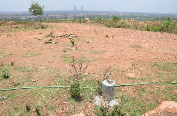 करोड़ खर्च, हजारों पौधे लगाने के बाद भी हरित नही हो पाई मंगलनाथ वाटिका