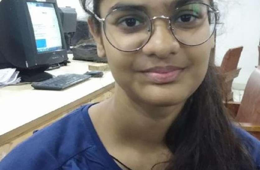 उदयपुर की बेटी स्वेच्छा ने प्रदेश में मारी बाजी