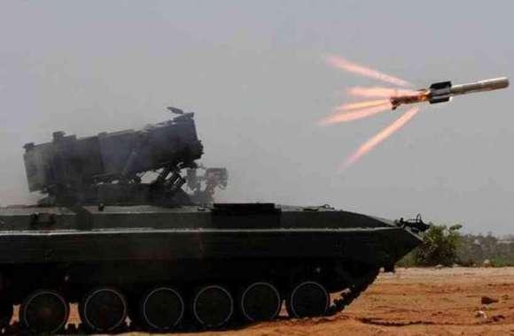 आर्मी में शामिल होगी एंटी टैंक मिसाइल नाग