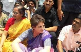क्या इंदिरा की राह पर चल पड़ी हैं प्रियंका गांधी, सोनभद्र जानें के पीछे कहीं ये 10 वजह तो नहीं?