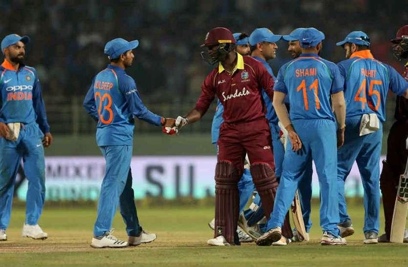 Team india का वेस्टइंडीज दौरा... रविवार को चुनी जाएगी टीम