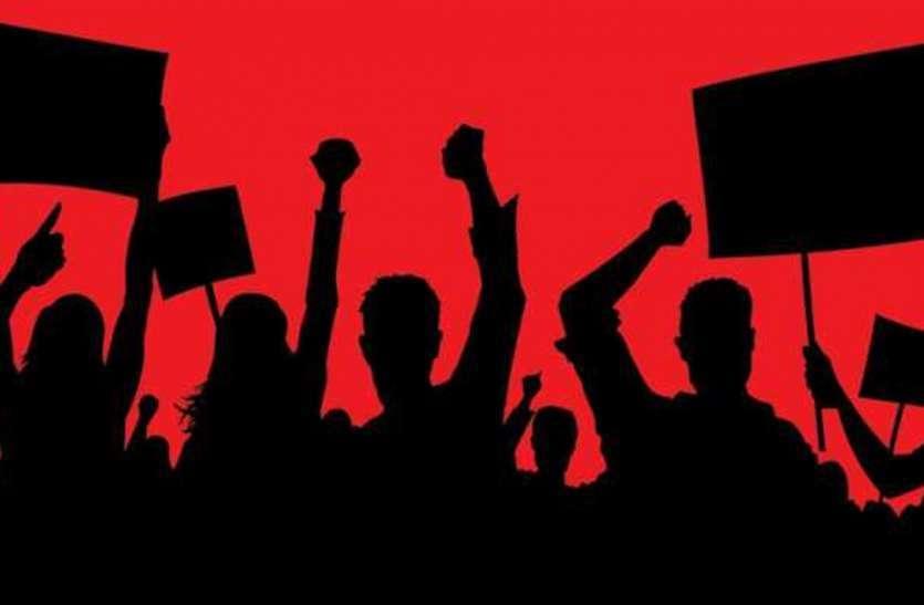 chennai news in hindi : कार्रवाई की मांग करते हुए अस्पताल के नर्सिंग छात्रों ने किया प्रदर्शन