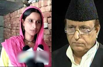 Exclusive: पीड़ित महिलाएं बोलीं- आजम खान के खौफ के कारण घर छोड़ बिना कुछ खाए जंगल में बिताने पड़े कई सप्ताह