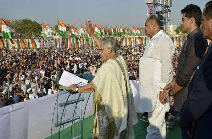 तब शीला दीक्षित ने कहा था, दिल्ली तो ओलंपिक खेलों का आयोजन करने में भी है सक्षम