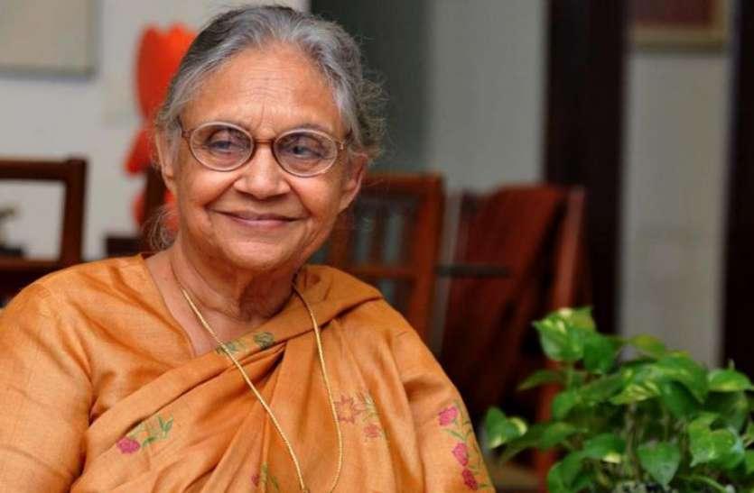 दिलवालों की दिल्ली को बदलने में शीला दीक्षित की रही अहम भूमिका, जानें उनकी 10 बड़ी उपलब्धियां