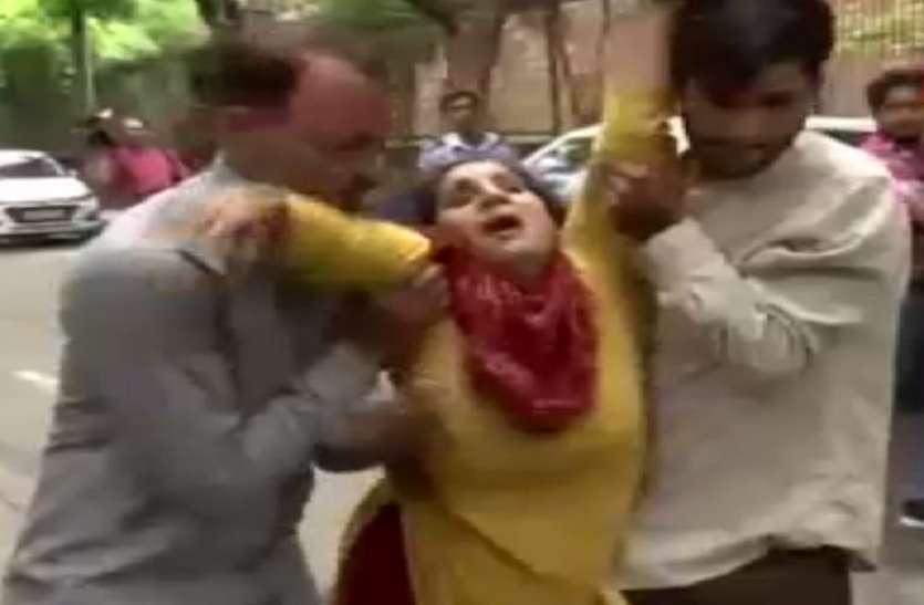 WATCH- रोने लगा दिल्ली, पूर्व CM शीला दीक्षित का निधन