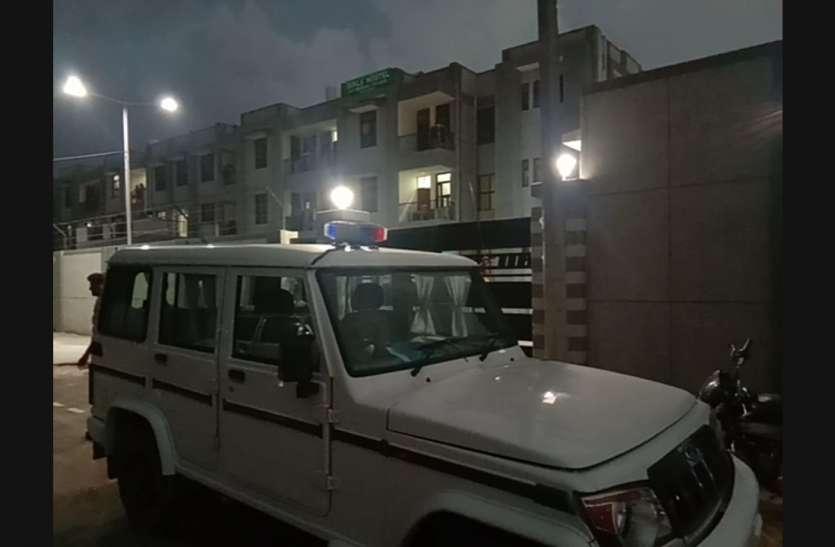 जयपुर के बाद बीकानेर में मेडिकल छात्रा ने खुदकुशी की