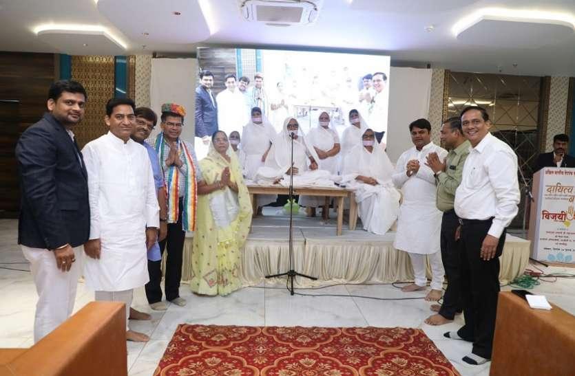 Mumbai Chaturmas : ठाणे जैन मंदिर में लघु शांति सत्व तप शुरू