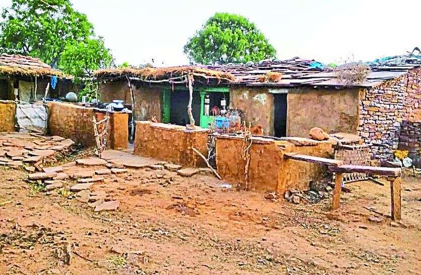 विस्थापन के बाद भी लौट आए चार गांव के ग्रामीण