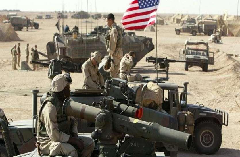 इराक: अमरीकी सेना ने IS के 7 आतंकियों को मार गिराया, 19 ठिकानों को किया तबाह