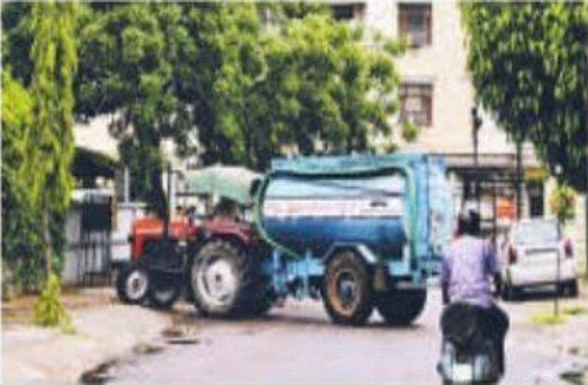 बापूनगर व बनीपार्क के 5100 फ्लैटवालों को अब जल्द मिलेगा सरकारी पानी