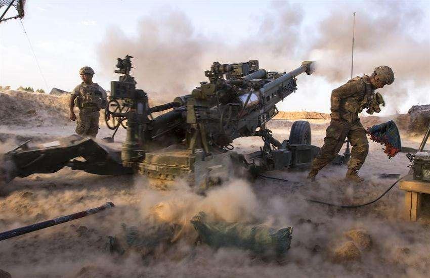 इराक में अमरीकी सैनिक