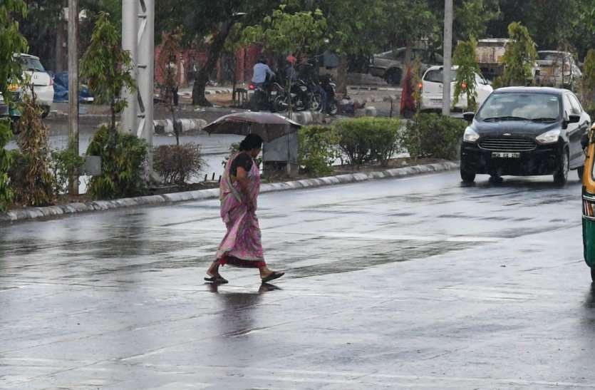 Chhattisgarh Monsoon Update: छत्तीसगढ़ में मानसून हुआ कमजोर, कम हुई बारिश की संभावना