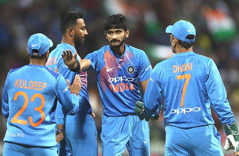 फिर टीम इंडिया में राजस्थान का 'छोरा' Khaleel Ahmed, वेस्टइंडीज़ के खिलाफ वनडे और T-20 में मिली जगह