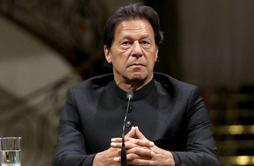 इमरान खान के स्वागत में नहीं आया कोई अमरीकी अधिकारी, सोशल मीडिया पर उड़ रहा मजाक