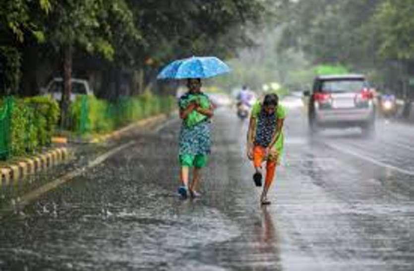 अब तक हुई बारिश के आंकड़े कर रहे बयां कि रूठ गया मानसून, बारिश सामान्य से 6.43 प्रतिशत कम