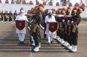 भारतीय सेना में शामिल हुए 175 रंगरूट