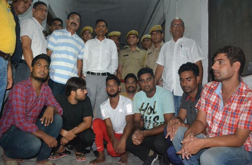 Ajmer central Jail-मोहरे बदलते रहे, नहीं बदला वसूली का खेल