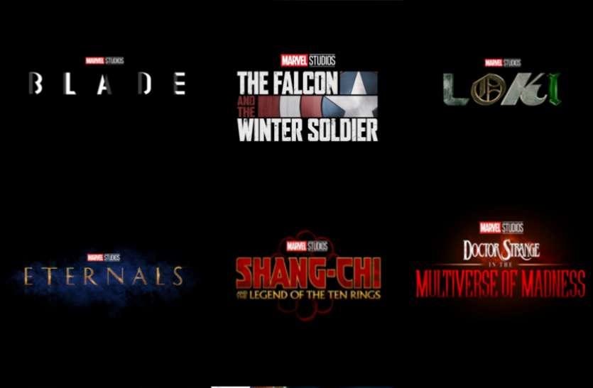 फिर लौटेंगे मार्वल के सुपरहीरोज, चौथे फेज में हुई 11 नई फिल्मों और शोज की घोषणा