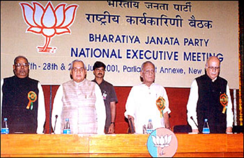Former BJP Delhi President Mange Ram Garg