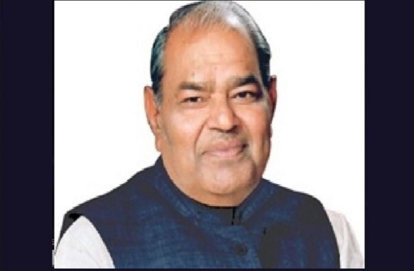 शीला दीक्षित के बाद अब दिल्ली की सियासत को दूसरा झटका, भाजपा पूर्व प्रदेश अध्यक्ष मांगे राम का निधन