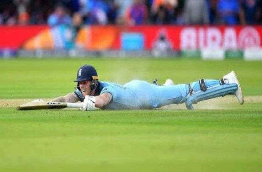 विश्व कप फाइनल के अंपायर कुमार धर्मसेना ने ओवर थ्रो पर मानी अपनी गलती, कहा- नहीं थे छह रन