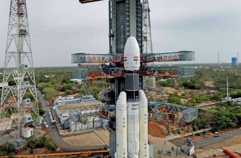 चंद्रयान-2 की उड़ान कल, पूरे विश्व की नजर