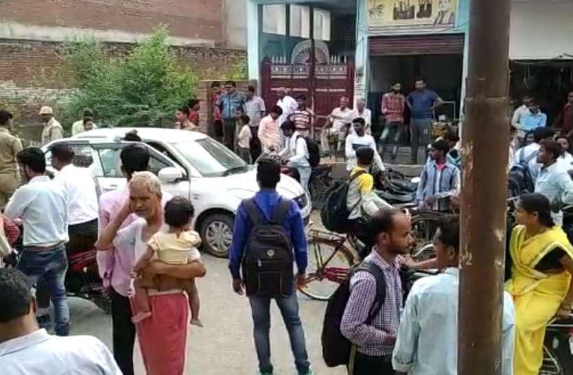 फिरोजाबाद में बिजली काटने गए अवर अभियंता को दौड़ाकर पीटा, बकाएदार का कनैक्शन काटने के दौरान हुई घटना, देखें वीडियो