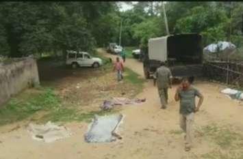 झारखंड: फिर सामने आई मॉब लिंचिंग की घटना, डायन बताकर 2 महिलाओं समेत 4 की पीट-पीटकर हत्या