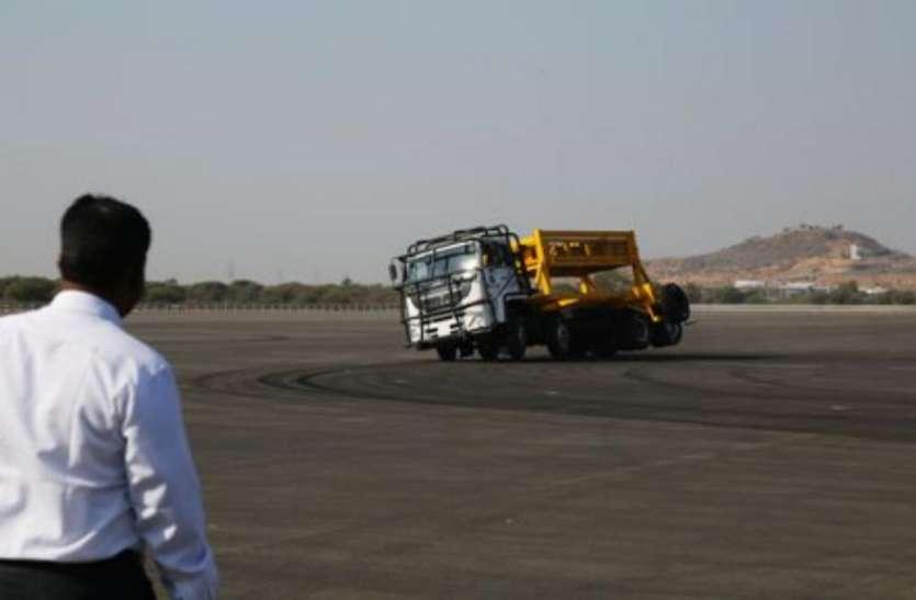 एशिया के सबसे बड़े टेस्टिंग ट्रैक NATRAX पर लॉन्चिंग से पहले दौड़ाई जाएंगी गाड़ियां
