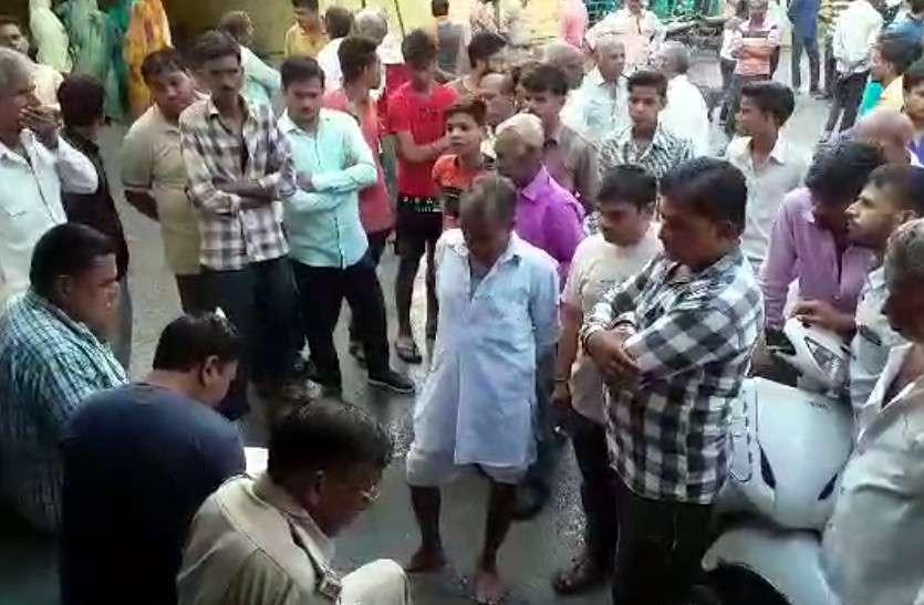 झालावाड़ में आकाशीय बिजली गिरने से चार जनों की मौत, सात झुलसे