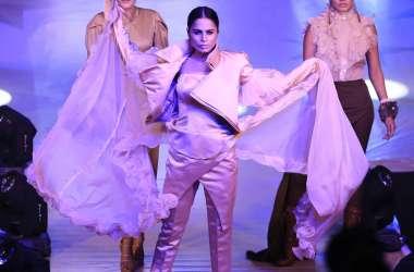 आधुनिक डिजाइनर परिधानों से रूबरू हुए उदयपुराइट्स