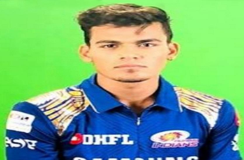 11 साल की उम्र में छाया क्रिकेट का जुनून और अब इंडियन टी-20 मेंं चयन