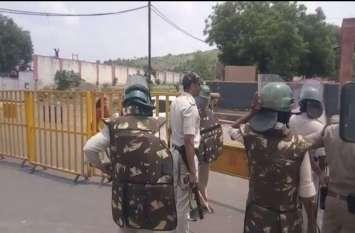 Big Breaking: दिग्विजय सिंह का गृह नगर राघोगढ़ पुलिस छावनी में तब्दील, धारा 144 लागू