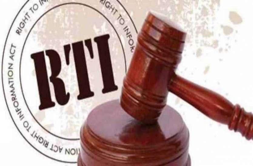 राजस्थान के कानून के आधार पर  बना  था केंद्र में rti  कानून